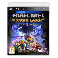Minecraft: Story Mode - A Tell Tale Games Series PS3