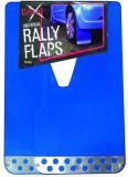 Presuri noroi Streetwize Rally Look Blue universale, cu element cromat 2 buc. Kft Auto