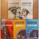 Fabian Risk 5 volume (Victima fara chip, Al noualea mormant, Minus optsprezece grade, Motivul X, X feluri de a muri), Stefan Ahnhem