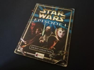 Album Merlin Star Wars Episode 1 foto
