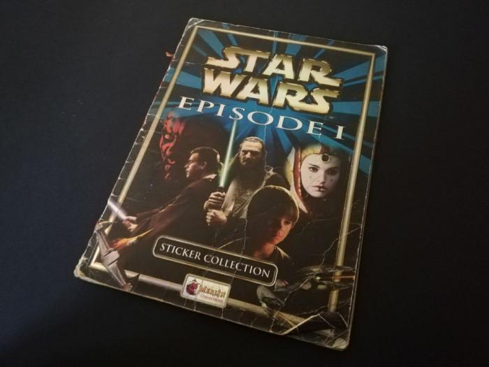 Album Merlin Star Wars Episode 1