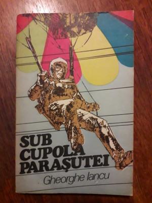Sub cupola parasutei - Gheorghe Iancu (parasutism) / R5P3F foto
