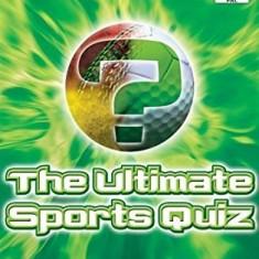 Joc PS2 The ultimate sports quiz