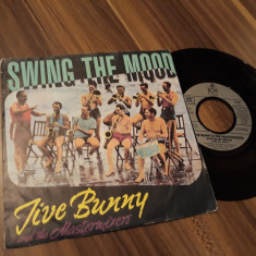 VINIL JIVE BUNNY & THE MASTERMIXERS-SWING THE MOOD DISC BCM STARE FB