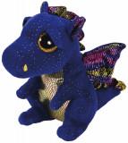 Jucarie de plus TY 15 cm Boos Saffire Dragon