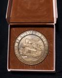 Medalie CFR - Industrie - Faur - 23 August - Locomotiva