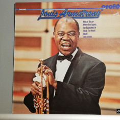 Louis Armstrong – Best Of (1970/Decca/RFG) - Vinil/Impecabil (M)