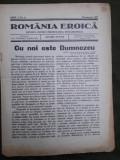 Revista nationalista Romania eroica nr 8 1937