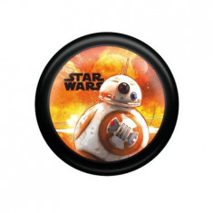Lampa veghe copii, Star Wars BB-8, plastic, multicolor