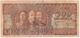 SV * Romania  500 LEI 1949  *  Horia , Closca si Crisan  *  RPR         F +