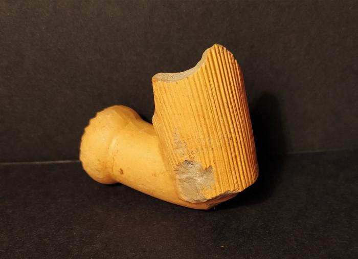 Lot 3 PIPE din ceramica Vechi Lulele
