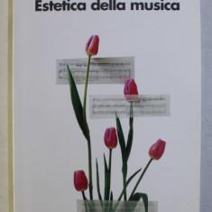 ESTETICA DELLA MUSICA di ENRICO FUBINI , 1993