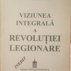 FAUST BRADESCU VIZIUNEA INTEGRALA A REVOLUȚIEI LEGIONARE MISCAREA LEGIONARA 328