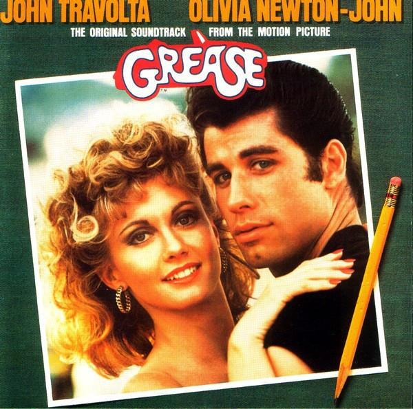 CD - Various – Grease