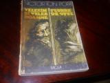 VICTOR ION POPA - VELERIM SI VELER DOAMNE. FLOARE DE OTEL- deteriorata, Alta editura, 1985