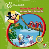 Animals and Bugs. Animale si insecte/***, Litera