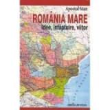 Romania Mare. Idee, infaptuire, viitor - Apostol Stan