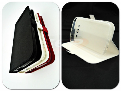 Toc FlipCover Stand Magnet HTC Desire 530 ALB foto