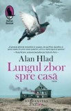 Lungul zbor spre casa/Alan Hlad