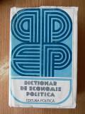 Cumpara ieftin DICTIONAR DE ECONOMIE POLITICA, cartonata , supracoperta, r5a