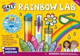 Set experimente - Rainbow lab, Galt