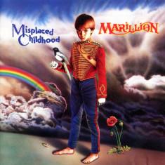 Marillion Mispaced Childhood LP reissue 2017 (vinyl)