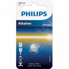 Philips alkaline 1.5v 1-blister (lr44 / lr1154)