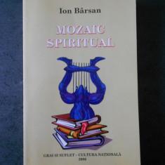 ION BARSAN - MOZAIC SPIRITUAL