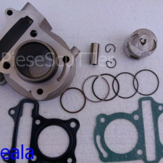 Kit Cilindru - Set Motor Scuter Baotian - Bautian - 4T 49cc - 50cc Advanced Tech