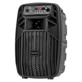 Cumpara ieftin Boxa Bluetooth Mini Music Box Kruger & Marz, 10 W, 6.5 inch + 1 inch, AUX, USB 2.0, intrare microfon, Negru