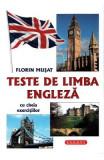 Teste de limba engleza - Florin Musat