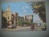 HOPCT 72655  BULEVARDUL LENIN  AUTOMOBIL-CHISINAU MOLDOVA / BASARABIA -CIRCULATA