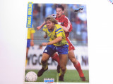 Poster fotbal - jucatorul TOMAS BROLIN (Suedia)