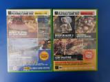 Official UK Xbox Magazine Game Disc 02, 03 - jocuri Demo Xbox Classic