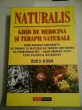 GHID DE MEDICINA SI TERAPII NATURALE - Aldopress