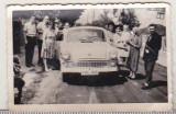 bnk foto - Ploiesti 1966 - Masina Moskvitch-403