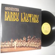 Concert De Muzica Populara Romaneasca-Orchestra Barbu Lautaru -vinil stare VG+