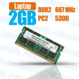 Memorie laptop 2GB DDR2 Sodimm 667 Mhz PC2 5300