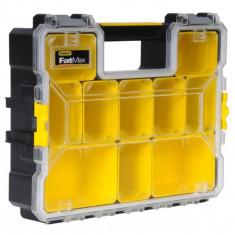 Organizator cu incuietori in maner cu inchizatori plastic FatMax STANLEY