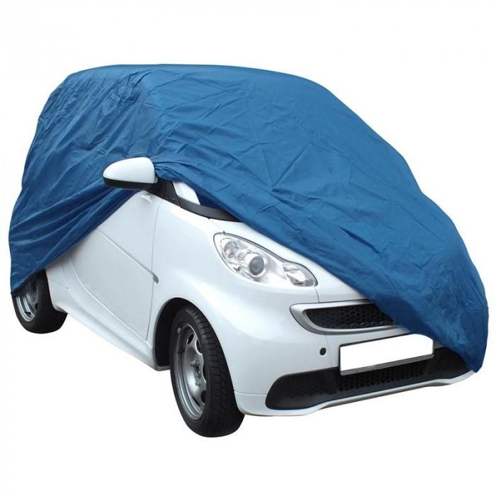Prelata auto 4 anotimpuri rezistenta din nylon XS Dedicata Smart