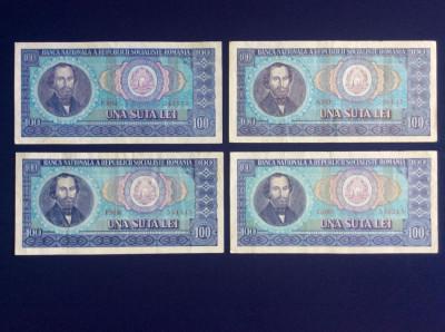 Bancnote România - Lot bancnote românești - starea care se vede (12) foto