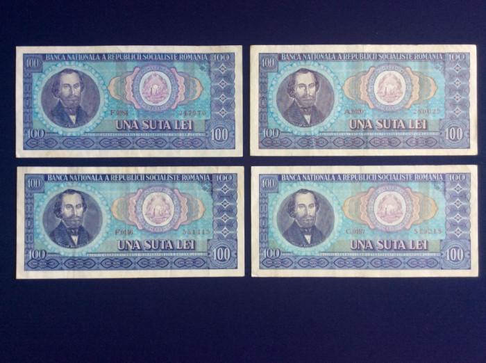 Bancnote România - Lot bancnote românești - starea care se vede (12)