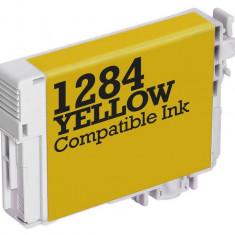 Cartuse Cerneala Compatibile Epson T1284 Yellow