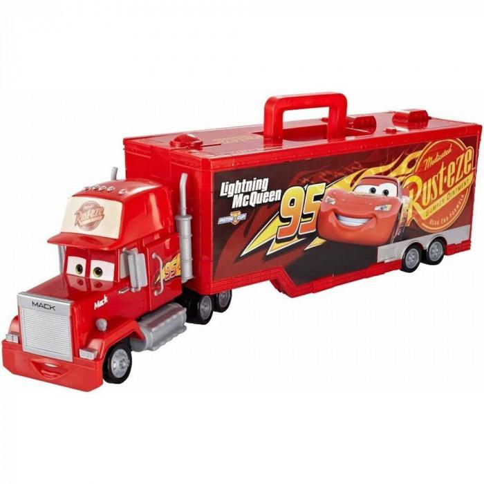 Camion transportator Disney Cars Mack Hauler