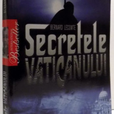 SECRETELE VATICANULUI de BERNARD LECOMTE , 2010