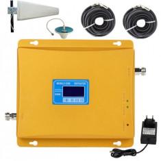 Amplificator semnal GSM 900 MHz iUni KW17A-GSM Digital, 250 mp