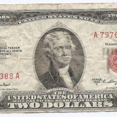 Statele Unite (SUA) 2 Dolari 1953 C - (Serie Red-79764388) P-380