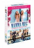 Filme Mamma Mia ! DVD Box Set Complete Collection, Engleza, productii independente