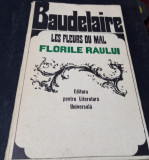 BAUDELAIRE FLORILE RAULUI