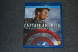 Film - Captain America: The First Avenger 3D + 2D [2 Discuri Blu-Ray], BLU RAY 3D, Engleza, productii independente